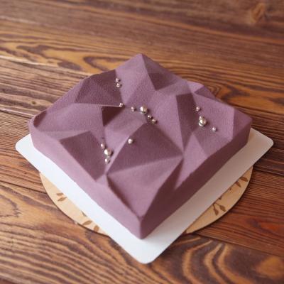 """Муссовый торт """"Карамель-Баваруаз-Маракуйя"""""""